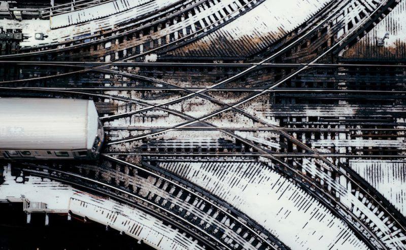 Железнодорожные пути необщего пользования